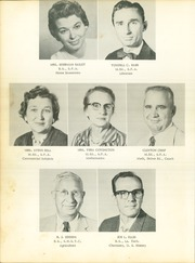 Page 14, 1959 Edition, Center High School - Roughrider Yearbook (Center, TX) online yearbook collection