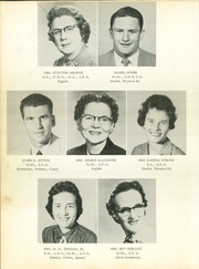 Page 16, 1959 Edition, Center High School - Roughrider Yearbook (Center, TX) online yearbook collection