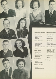 Page 16, 1946 Edition, Denver City High School - Mustang Yearbook (Denver City, TX) online yearbook collection