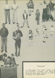 Page 6, 1946 Edition, Denver City High School - Mustang Yearbook (Denver City, TX) online yearbook collection