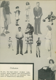 Page 7, 1946 Edition, Denver City High School - Mustang Yearbook (Denver City, TX) online yearbook collection