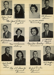 Page 10, 1947 Edition, Denver City High School - Mustang Yearbook (Denver City, TX) online yearbook collection