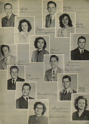 Page 14, 1947 Edition, Denver City High School - Mustang Yearbook (Denver City, TX) online yearbook collection