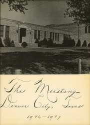 Page 5, 1947 Edition, Denver City High School - Mustang Yearbook (Denver City, TX) online yearbook collection