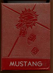1952 Edition, Denver City High School - Mustang Yearbook (Denver City, TX)