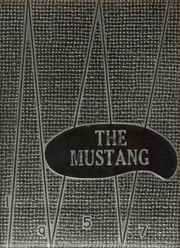 1957 Edition, Denver City High School - Mustang Yearbook (Denver City, TX)