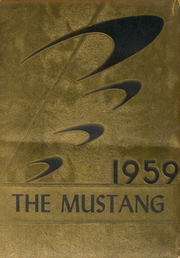 Page 1, 1959 Edition, Denver City High School - Mustang Yearbook (Denver City, TX) online yearbook collection