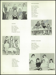 Page 12, 1960 Edition, Denver City High School - Mustang Yearbook (Denver City, TX) online yearbook collection