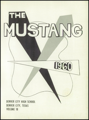 Page 5, 1960 Edition, Denver City High School - Mustang Yearbook (Denver City, TX) online yearbook collection