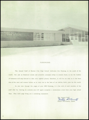 Page 6, 1960 Edition, Denver City High School - Mustang Yearbook (Denver City, TX) online yearbook collection