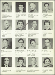 Page 9, 1960 Edition, Denver City High School - Mustang Yearbook (Denver City, TX) online yearbook collection