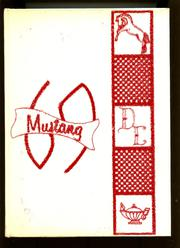 Page 1, 1969 Edition, Denver City High School - Mustang Yearbook (Denver City, TX) online yearbook collection