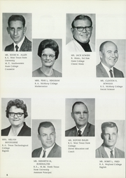 Page 10, 1969 Edition, Denver City High School - Mustang Yearbook (Denver City, TX) online yearbook collection