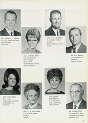 Page 11, 1969 Edition, Denver City High School - Mustang Yearbook (Denver City, TX) online yearbook collection