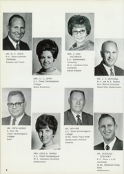 Page 12, 1969 Edition, Denver City High School - Mustang Yearbook (Denver City, TX) online yearbook collection