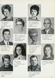 Page 13, 1969 Edition, Denver City High School - Mustang Yearbook (Denver City, TX) online yearbook collection