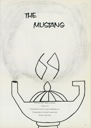 Page 5, 1969 Edition, Denver City High School - Mustang Yearbook (Denver City, TX) online yearbook collection