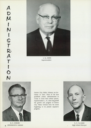 Page 8, 1969 Edition, Denver City High School - Mustang Yearbook (Denver City, TX) online yearbook collection