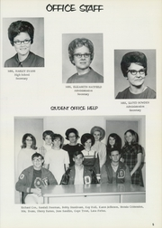 Page 9, 1969 Edition, Denver City High School - Mustang Yearbook (Denver City, TX) online yearbook collection