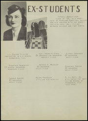 Page 8, 1940 Edition, Fredericksburg High School - Mesa Yearbook (Fredericksburg, TX) online yearbook collection