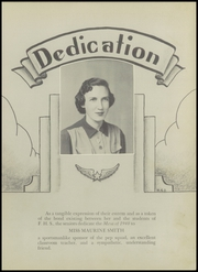 Page 9, 1940 Edition, Fredericksburg High School - Mesa Yearbook (Fredericksburg, TX) online yearbook collection