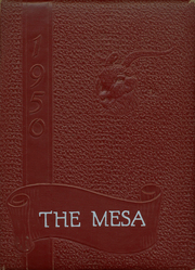 1950 Edition, Fredericksburg High School - Mesa Yearbook (Fredericksburg, TX)