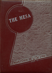 1951 Edition, Fredericksburg High School - Mesa Yearbook (Fredericksburg, TX)