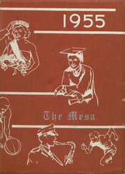 1955 Edition, Fredericksburg High School - Mesa Yearbook (Fredericksburg, TX)