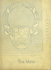 1956 Edition, Fredericksburg High School - Mesa Yearbook (Fredericksburg, TX)