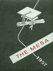 1957 Edition, Fredericksburg High School - Mesa Yearbook (Fredericksburg, TX)