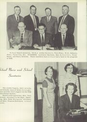 Page 8, 1957 Edition, Fredericksburg High School - Mesa Yearbook (Fredericksburg, TX) online yearbook collection
