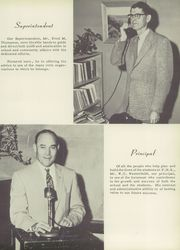 Page 9, 1957 Edition, Fredericksburg High School - Mesa Yearbook (Fredericksburg, TX) online yearbook collection