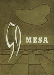 Page 1, 1959 Edition, Fredericksburg High School - Mesa Yearbook (Fredericksburg, TX) online yearbook collection