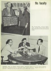 Page 14, 1959 Edition, Fredericksburg High School - Mesa Yearbook (Fredericksburg, TX) online yearbook collection