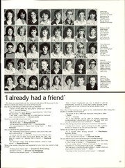 Page 17, 1982 Edition, Fredericksburg High School - Mesa Yearbook (Fredericksburg, TX) online yearbook collection
