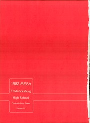 Page 4, 1982 Edition, Fredericksburg High School - Mesa Yearbook (Fredericksburg, TX) online yearbook collection