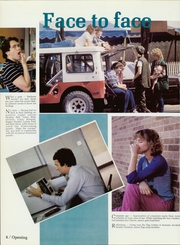 Page 10, 1985 Edition, Fredericksburg High School - Mesa Yearbook (Fredericksburg, TX) online yearbook collection