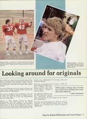 Page 11, 1985 Edition, Fredericksburg High School - Mesa Yearbook (Fredericksburg, TX) online yearbook collection