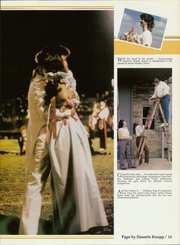 Page 17, 1985 Edition, Fredericksburg High School - Mesa Yearbook (Fredericksburg, TX) online yearbook collection