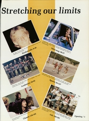 Page 5, 1985 Edition, Fredericksburg High School - Mesa Yearbook (Fredericksburg, TX) online yearbook collection