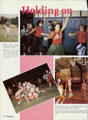 Page 6, 1985 Edition, Fredericksburg High School - Mesa Yearbook (Fredericksburg, TX) online yearbook collection