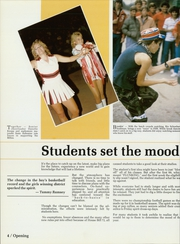 Page 8, 1985 Edition, Fredericksburg High School - Mesa Yearbook (Fredericksburg, TX) online yearbook collection