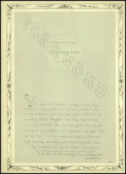Page 6, 1939 Edition, Van High School - Vandalite Yearbook (Van, TX) online yearbook collection
