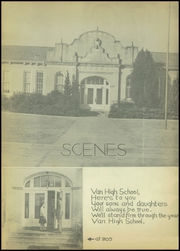 Page 10, 1947 Edition, Van High School - Vandalite Yearbook (Van, TX) online yearbook collection