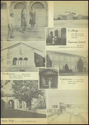 Page 11, 1947 Edition, Van High School - Vandalite Yearbook (Van, TX) online yearbook collection