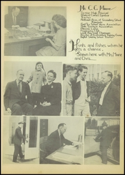 Page 15, 1947 Edition, Van High School - Vandalite Yearbook (Van, TX) online yearbook collection