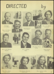 Page 11, 1948 Edition, Van High School - Vandalite Yearbook (Van, TX) online yearbook collection