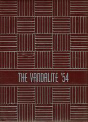 1954 Edition, Van High School - Vandalite Yearbook (Van, TX)