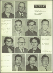 Page 12, 1954 Edition, Van High School - Vandalite Yearbook (Van, TX) online yearbook collection