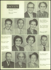 Page 14, 1954 Edition, Van High School - Vandalite Yearbook (Van, TX) online yearbook collection